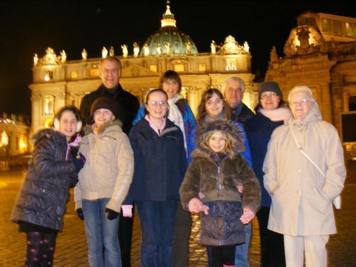 Rome Pilgrimage 2009
