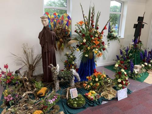 St Clare's Flower Festival - June 2019